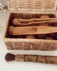 Bamboo Brush fine motor