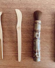Bamboo fine motor tools
