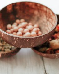 coconut bowl natural eco