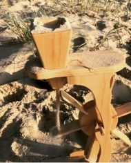 Sand wheel 1
