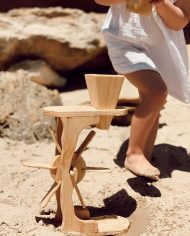 Wooden water play