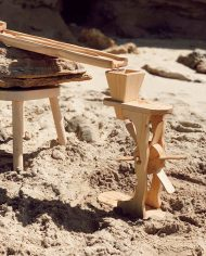 water play wooden